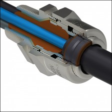 Explosion Proof Cable Connector